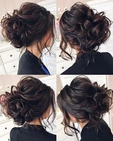 Jak zrobić taką fryzurę?  Szukam tutorialu.