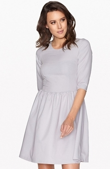 Lapasi L005 sukienka szara ...