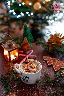 Piernikowa latte - Wypieki Beaty