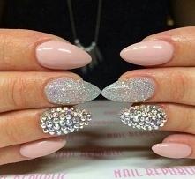 Inspiracje: Sylwestrowy manicure - LINK W KOM!