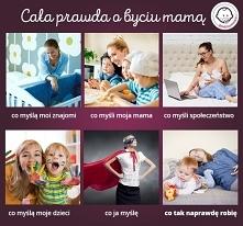 Bycie mamą <3 Też tak macie? :)