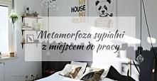 Metamorfoza sypialni z miej...
