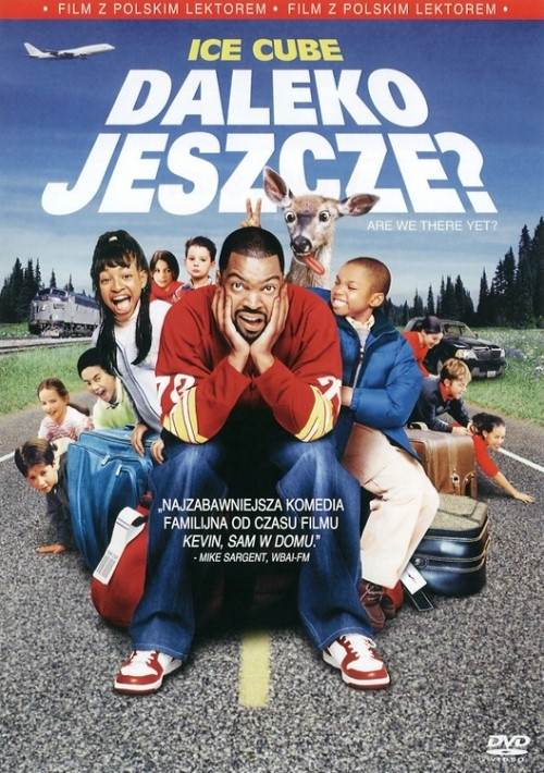 Gdy Nick (Ice Cube) zakochuje się w Suzanne (Nia Long), która jest samotną matką, początkowo nie przejmuje się tym, co myślą o nim jej dzieci. Poza tym Suzanne uważa, że z Nickiem łączy ją wyłącznie przyjaźń. Nie zniechęcony tym stwierdzeniem mężczyzna, ciągle pozostaje w pobliżu wybranki swojego serca. Kiedy Suzanne potrzebuje kogoś, kto przywiezie jej dzieci do Vancouver, by mogła spotkać się z nimi w Nowy Rok, Nick z radością podejmuje się tego wyzwania. Spełnienie prośby Suzanne może być najlepszym sposobem do zdobycia jej serca albo też... największym błędem zakochanego mężczyzny.