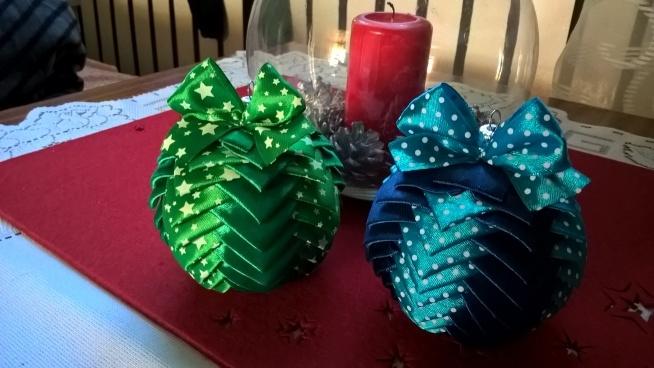 Moje rękodzieło:)co prawda już po świętach,ale niech będą inspiracją na kolejne święta