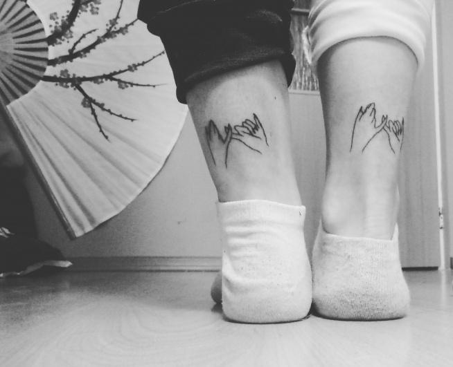 Mój Drugi Tatuaż Który Postanowiłam Zrobić Sobie Z