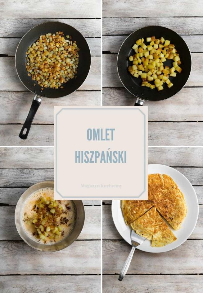 Jak zrobić doskonały omlet hiszpański. Przepis po kliknięciu w zdjęcie.