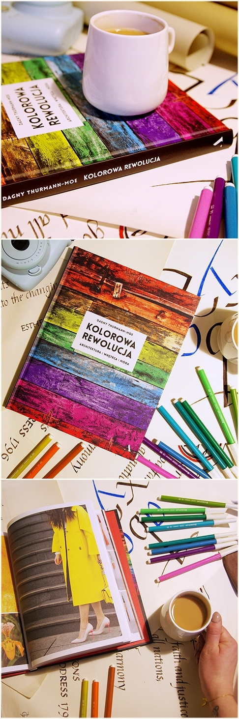 ♥ Konkurs Kolorowa rewolucja ♥  Wciąż macie szansę wygrać 1 z 10 książek <3  Szczegóły Konkursu znajdziecie po kliknięciu w obrazek >>>