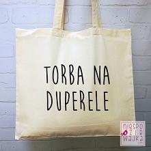 """Torba """"torba na duperele"""""""