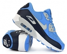 "Buty Nike Air Max 90 Essential ""University Blue"" (537384 416)"