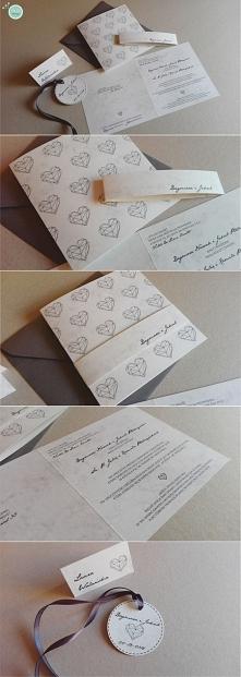 Zaproszenia ślubne. Kolekcj...