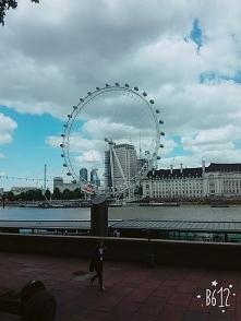 Moje zdjęcie;3 London Eye
