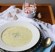 Zupa kalafiorowa z serem pl...