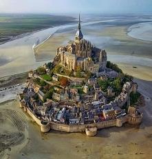 Mont Saint-Michel, Francja