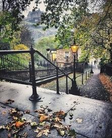 Edynburg, Szkocja.