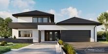 Nowoczesny projekt domu HomeKONCEPT 59