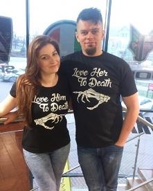 Ręcznie malowane koszulki d...