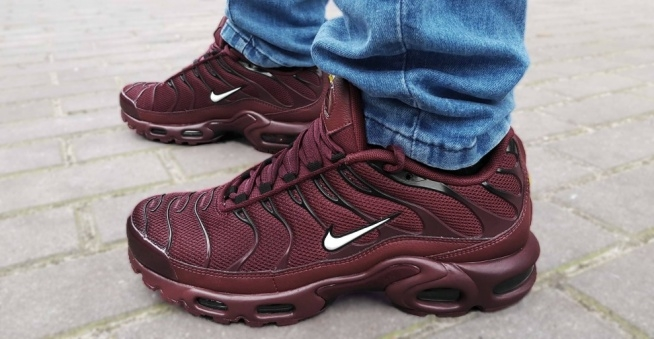 innovative design a0d0c 9e251 Nike Air Max Plus Team Red PROSPORT24 na NIKE Męskie ...