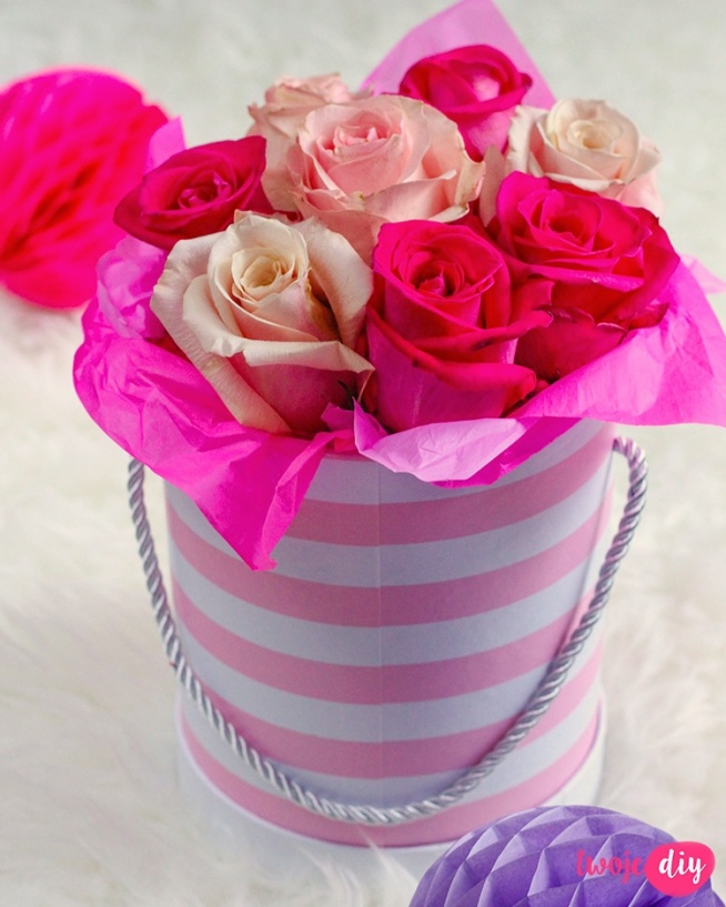 Flower box diy