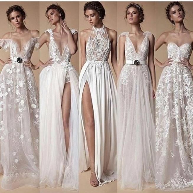 Jak wyobrażacie sobie górę od waszej wymarzonej sukni? Z ramiączkami czy bez? Może któraś już ma swoją wymarzoną suknię i chce się z nami podzielić