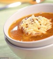 Francuska zupa cebulowa  4-...