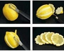 cytrynowy trik dekoracyjny