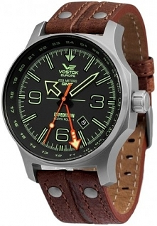 Vostok Europe 515.24H-595A501 Expedition