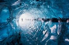 Crystal Ice Cave, Vatnajökull, Iceland
