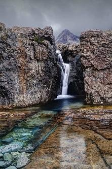 Wyspa Skye w Szkocji