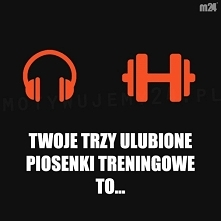 Moje: 1. Hollywood Undead - Lights out 2. FOZZY - Judas 3. Green Day - American Idiot