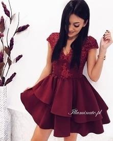 Sukienka Illumnate, piękna ...