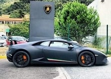 Piękne. Lamborghini!