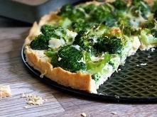 tarta z brokułami dla NieAlergika