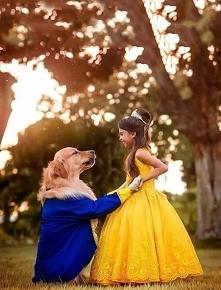 Princess and her dog (^__^)♥