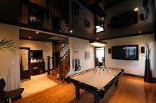 Czarny sufit w mieszkaniu? To może się sprawdzić!