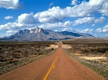 Texas, Guadalupe Mountains