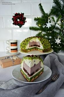 Leśny mech - znane ciasto w nowoczesnej odsłonie! Genialnie się prezentuje, s...