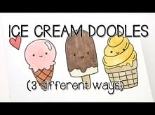 Ice Cream Doodle Tutorial | Doodle with Me