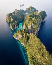 Wyspy Phi Phi, Tajlandia