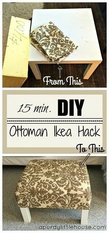 Jak przerobić stolik z IKEA na coś wyjątkowego