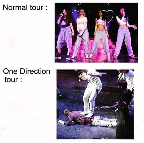Tour One Direction jest wyjątkowa ♥
