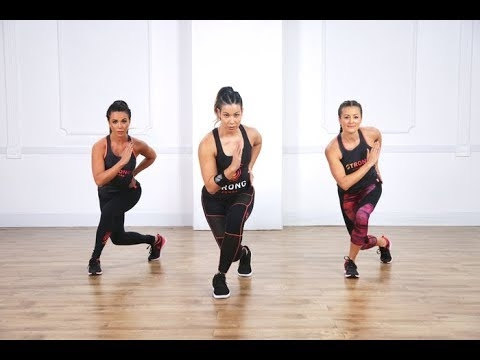 20-Minute STRONG by Zumba® Cardio and Full-Body Toning Workout Świetny trening, polecam :)