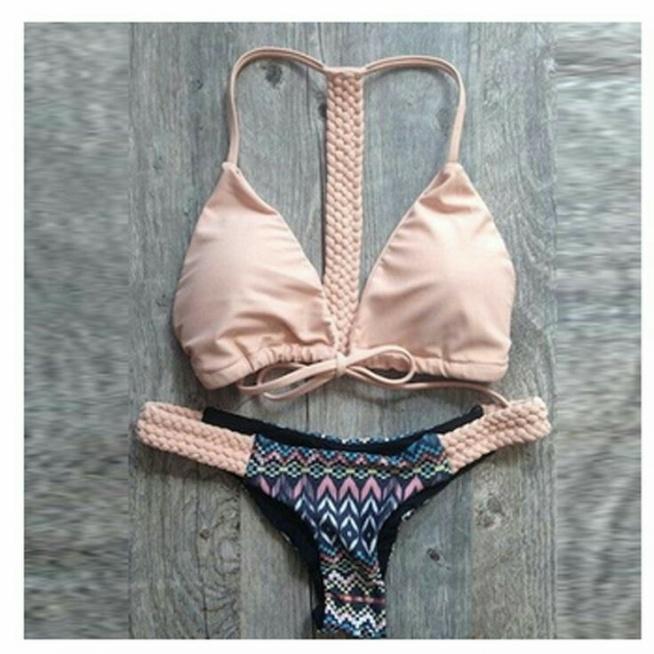 Hot style bandage sexi swimwear women swimsuits