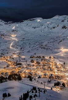 Obertauern, Austria.