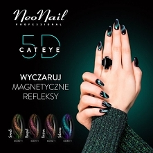 Nowość od Neonail - CatEye 5D <3