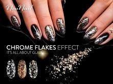 Próbowałyście już Chrome Flakes Effect? Idealne na karnawał!