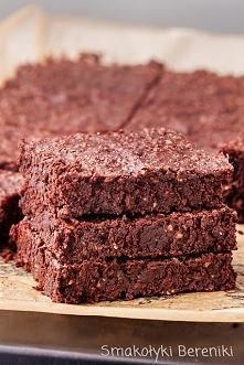 Brownie orzechowe