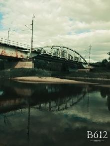 Most nad Wartą Dębno
