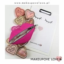 piękne rozświetlacze od Makeup revolution.