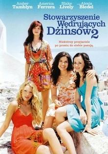 """""""Stowarzyszenie wędrujących dżinsów2"""" (2008) dla młodzieży"""