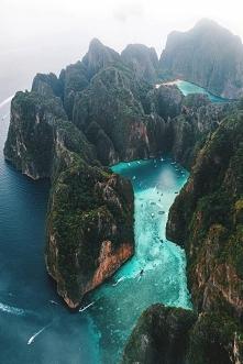 Phi Phi Leh - raj na ziemie...